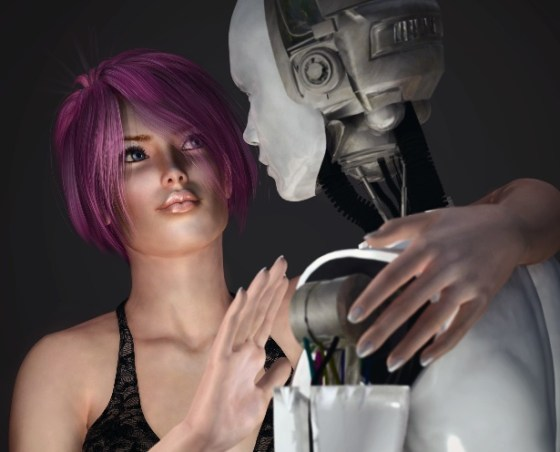 sex robot tourism