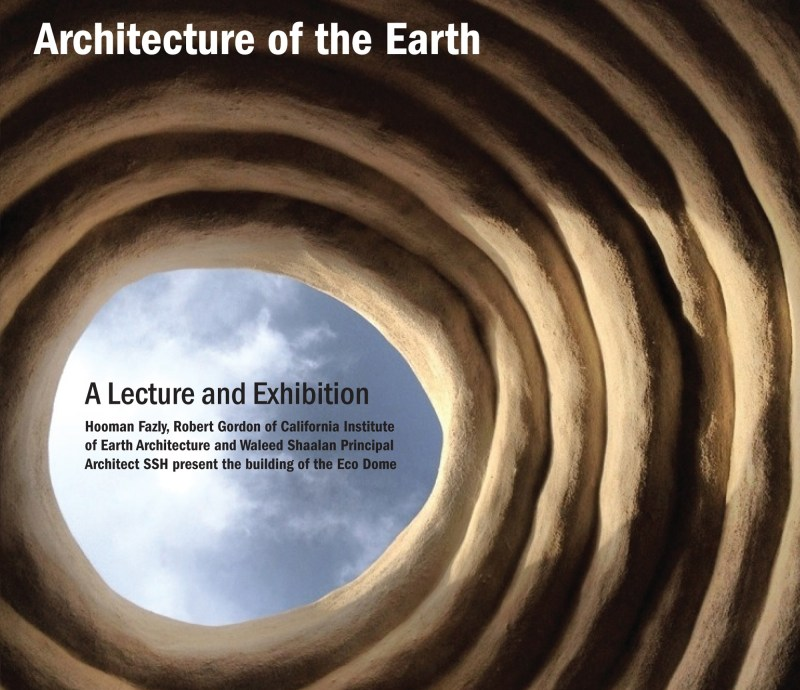 Nader Khalili Earth Architecture Arrives in Kuwait
