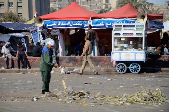 President Morsi and the Tahrir Square Hangover
