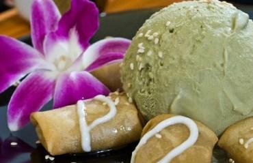 Hummus Ice-cream from Israel Tastes Sweet Like Halva