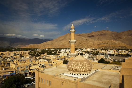 Nizwa Fort, Oman, travel, nature, MENA, eco-tourism, eco-lodge, biomimicry