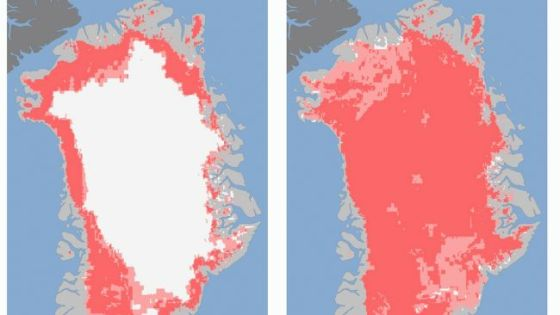 Greenland's Melting Glaciers Will Affect Your Middle East