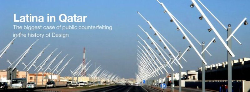 Qatar Accused of Stealing Barcelona's Street Lighting Design