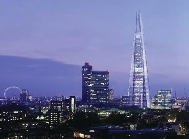 The Shard is Qatar's London land grab
