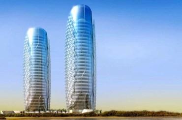 Computer-Controlled Mashrabiya Keeps Abu Dhabi's Al Bahar Towers Cool