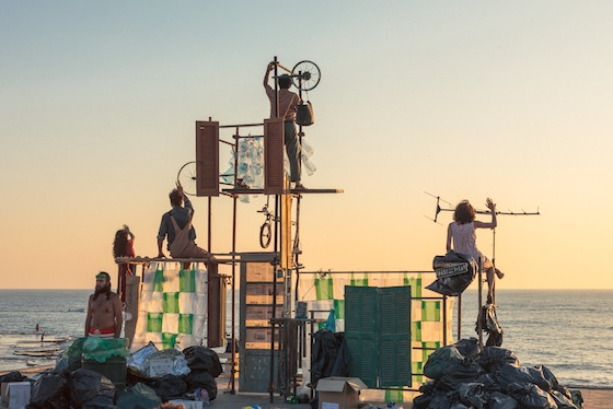 trash theatre lebanon-