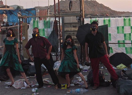 trash theatre lebanon