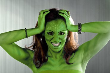 Are Women The Globe's Green Giants?