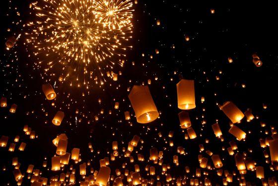 lantern festival jordan wadi rum festival