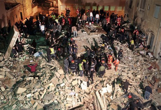 beirut building collapse