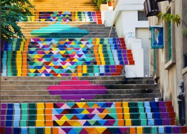 The Dihzahyners Paint Up Beirut and it Looks Awesome!