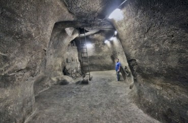 3,000 Year-Old Public Water Works Unearthed in Jerusalem