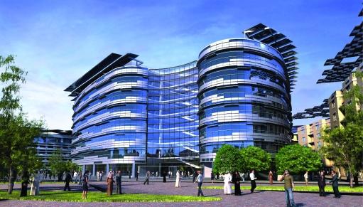 Super-green Masdar Headquarters Design Awarded to Brookfield Multiplex