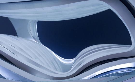 LEED, USGBC, Galaxy SOHO, architecture, Iraq, Zaha Hadid