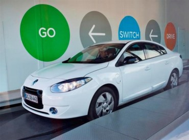 Better Place Electric Car Company Gets $100 Million Investment Boost