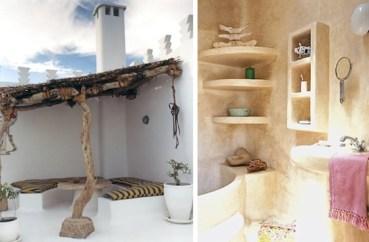 Dar Beida: Eco-Luxe 18th Century Sandstone Villa in Morocco