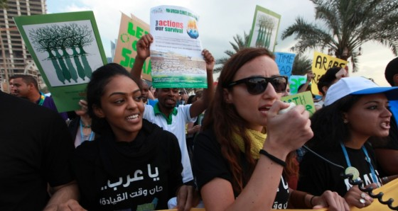 Activists at COP18 in Qatar: Islam and the Arab-world Not Eco Enough
