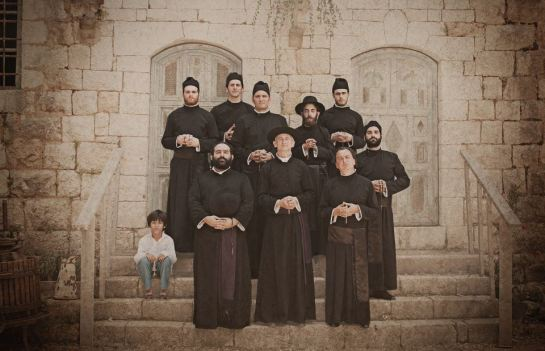 ksara chateau wine lebanon monks