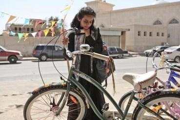 'Wadjda' – A Saudi Girl & Her Green Bicycle