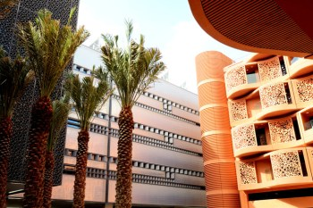 Masdar, Masdar City, clean tech, renewable energy, green design, sustainable design, Estidama, Future Build, Siemens, Abu Dhabi
