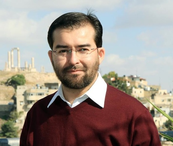 Mohammed Asfour at tedx jordan