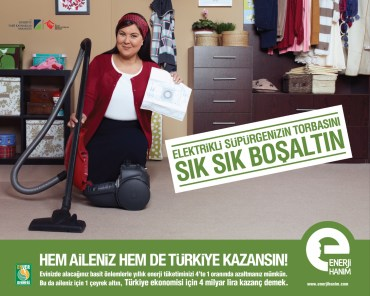 "Turkey's ""Mrs. Energy"" Campaign Should Lose Gender Roles, Columnist Says"