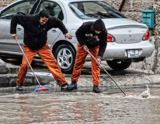 Severe Weather Causing Middle East Mayhem and Deaths