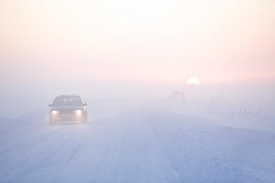 Driving in Desert Fog  – A Survival Guide