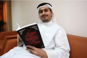 """Sultan Saeed Al Darmaki Says """"Leave the Birds Alone"""""""