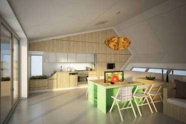 Israel's Self-Sufficient Solar Decathlon Home Shapes Up