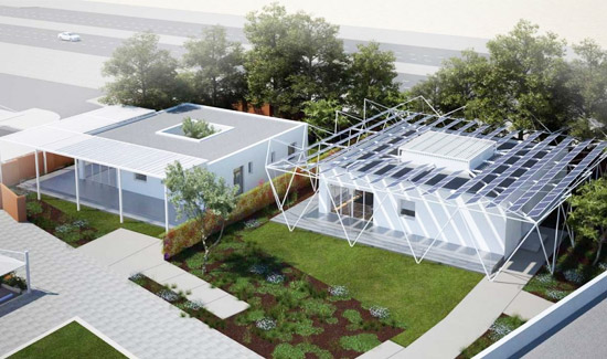 Qatar's First Passivhaus on Track for 2013 Completion