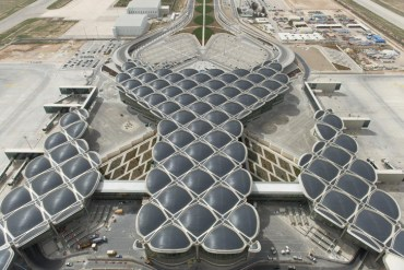 Futuristic Amman Airport Terminal by Foster + Partners Officially Open