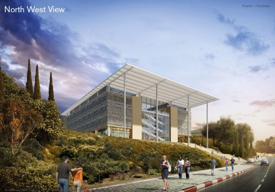 foster-partners-hebrew-university-safra-brain-building-north