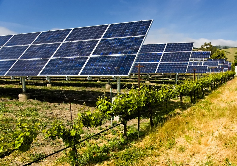 "Lebanese ""Green Loan"" Funded Solar Irrigation System Breaks Ground"