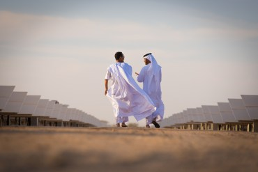 Largest African Photovoltaic Solar Plant Online Courtesy of Masdar