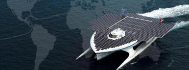 Enormous Planet Solar Ship Pops into Morocco for a Fast Four Days
