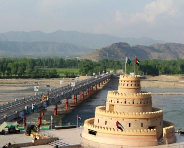 Solar Bridge in Pakistan Replaces One Swept Away by Floods