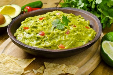 Great Guacamole With Israeli Avocados