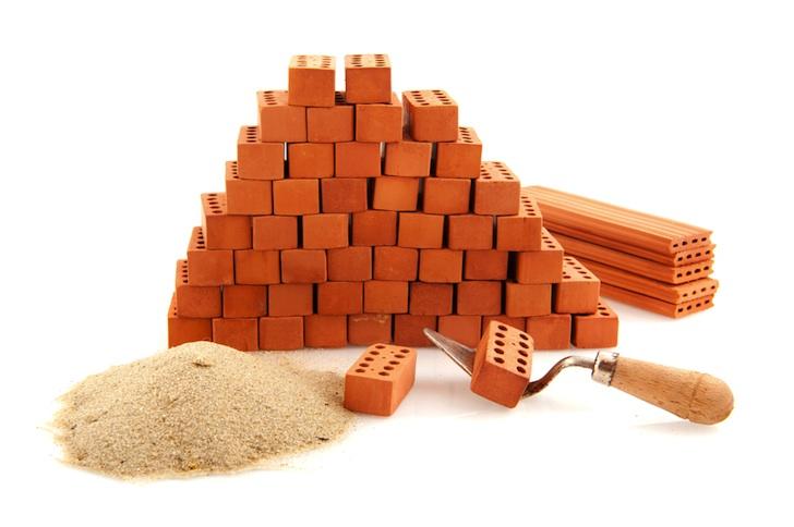 Algerians Mould Bricks from Sahara Sand Dunes