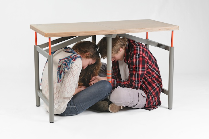 Israel's Earthquake Proof Table Added to MoMA's Permanent Collection