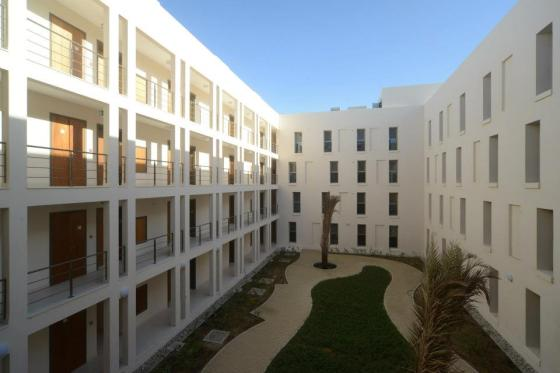 GU Tech in Oman, Hoehler + Partner, green design, Arab design, Islamic design, Arab Architecture, green building, sustainable design, eco-design in the Middle East