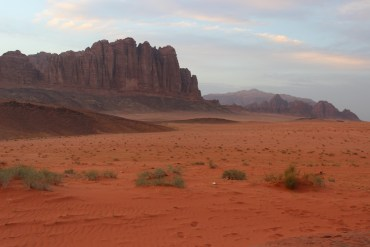Jordan's Wadi Rum in Pictures, a Green Prophet Journey