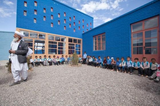 Maria Grazia Cutuli Primary School, Herat, Afghanistan