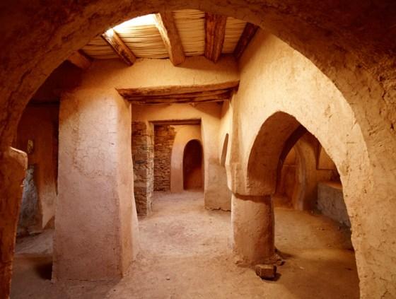 Morocco Granary, Aga Khan Award for Architecture, green design, earth construction, sustainable design, berber culture, Salima Naji, Atlas Mountain Architecture,