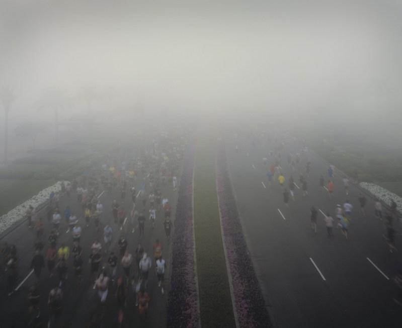 Running in Dubai: Sadomasochism for the Rich?