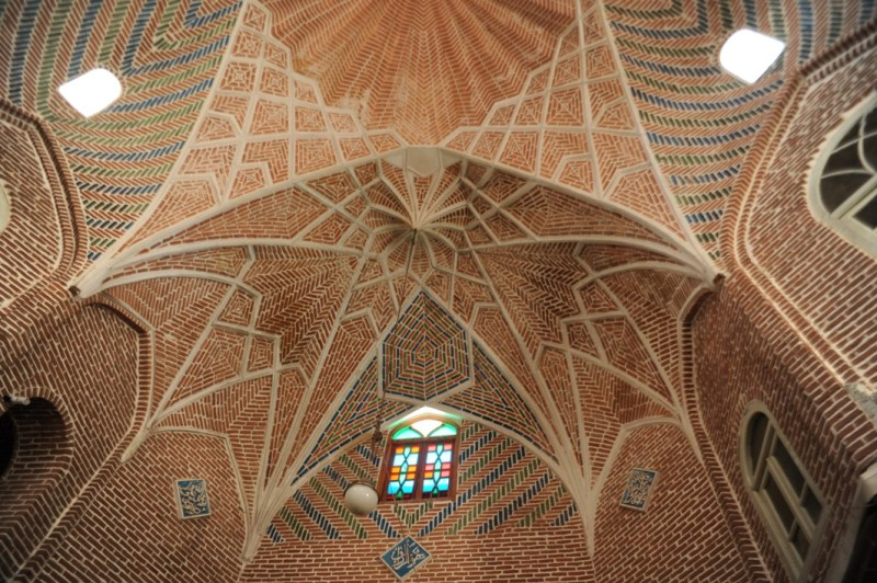 Architects Embrace Iranian History at the Tabriz Bazaar