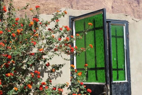 Wadi Rum village jordan
