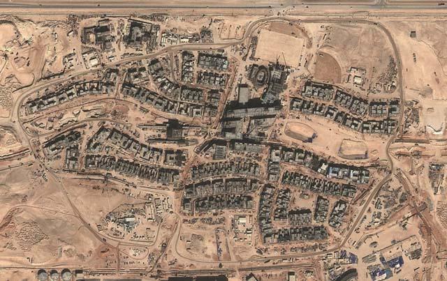 saudi-arabia-hok-leed-aramco, King Abdullah Petrolum Studies and Research Center (KEPSARC)
