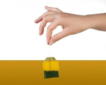 "Toxic Teabag Tech Gets ""Silken"" Plastic Tea Bags in Hot Water"