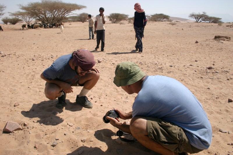 Jarir Maani's Field Guide to Jordan is Essential Trekking Gear (Interview)